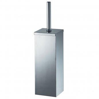 Haceka Mezzo Metal Toilet Brush Holder, Chrome