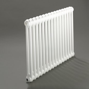 Heatwave Windsor 2 Column Horizontal Radiator 600mm H x 992mm W - 21 Section