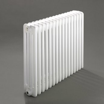 Heatwave Windsor 4 Column Horizontal Radiator 750mm H x 578mm W - 12 Section
