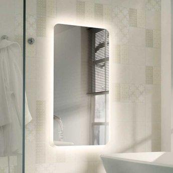 HiB Ambience Bathroom Mirror | 79300000 | 1200mm Wide ...