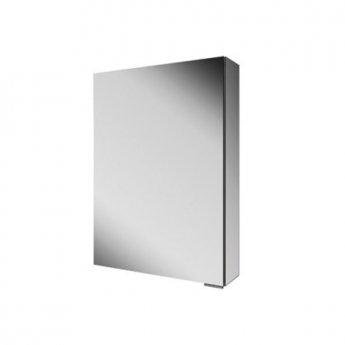 HiB Eris 50 Aluminium Bathroom Cabinet 700mm H x 500mm W x 130mm D
