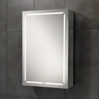 HiB Groove 50 Illuminated Bluetooth Bathroom Cabinet 700mm H X 500mm W