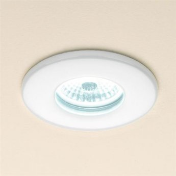 HiB Infuse Cool Fire Rated LED Showerlight - White