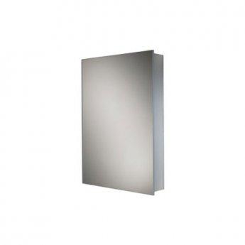 HiB Kore Aluminium Bathroom Cabinet 600mm H x 400mm W x 100mm D