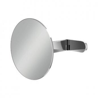 HiB Pure Round Magnifying Bathroom Mirror 200mm Diameter