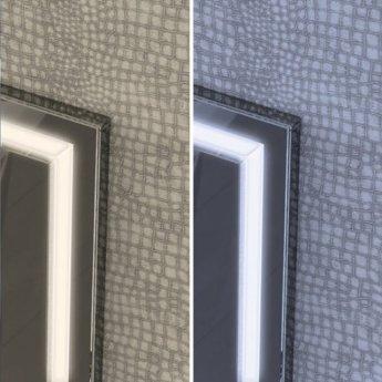 HiB Spectre 100 LED Bathroom Mirror 600mm H x 1000mm W