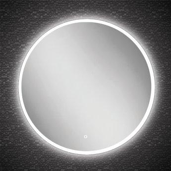 HiB Sphere 80 Bathroom Mirror | 78761000 | 800mm Wide | Round