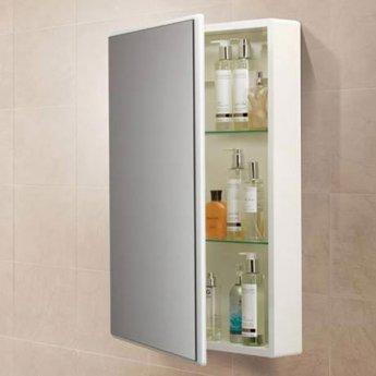 HiB Tulsa Bathroom Cabinet | 9101600 | 500mm | Grey
