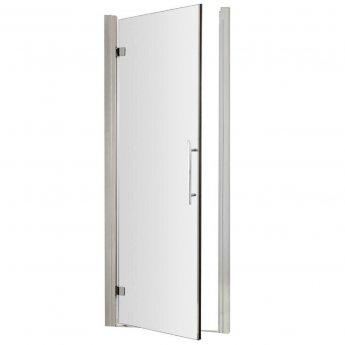 Hudson Reed Apex Hinged Shower Enclosure 760mm x 760mm with Shower Tray - 8mm Glass
