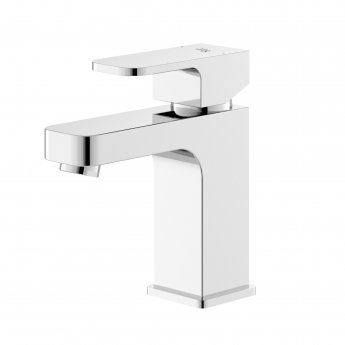Hudson Reed Astra Mono Basin Mixer Tap with Waste - Chrome
