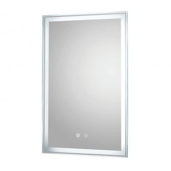 Hudson Reed Dazzle Bathroom Mirror 700mm H x 500mm W