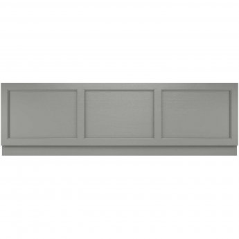 Hudson Reed Old London Bath Front Panel 560mm H x 1795mm W - Storm Grey
