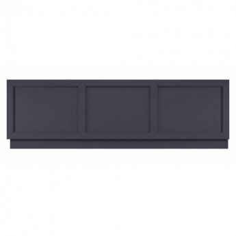 Hudson Reed Old London Bath Front Panel 560mm H x 1695mm W - Twilight Blue