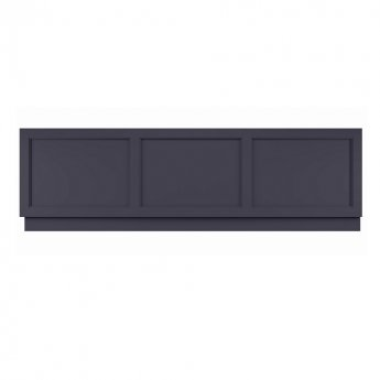 Hudson Reed Old London Bath Front Panel 560mm H x 1795mm W - Twilight Blue