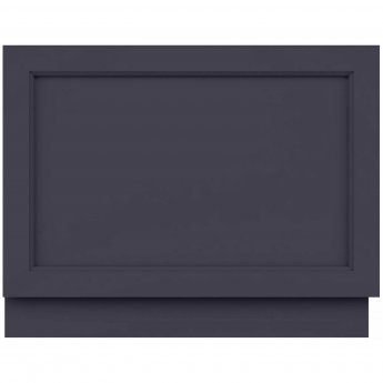 Hudson Reed Old London Bath End Panel 560mm H x 730mm W - Twilight Blue