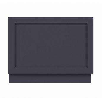 Hudson Reed Old London Bath End Panel 560mm H x 730mm W - Twilight Blue