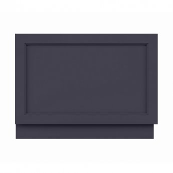 Hudson Reed Old London Bath End Panel 560mm H x 780mm W - Twilight Blue