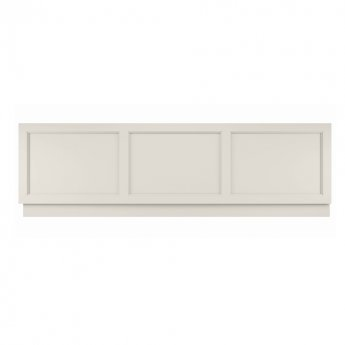 Hudson Reed Old London Bath Front Panel 560mm H x 1795mm W - Timeless Sand