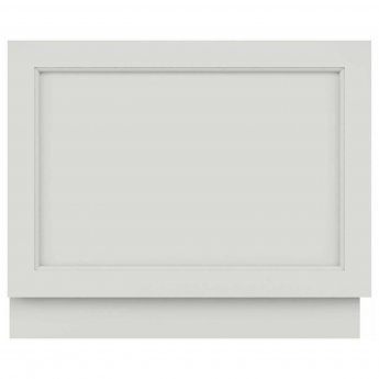 Hudson Reed Old London Bath End Panel 560mm H x 680mm W - Timeless Sand