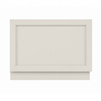 Hudson Reed Old London Bath End Panel 560mm H x 780mm W - Timeless Sand