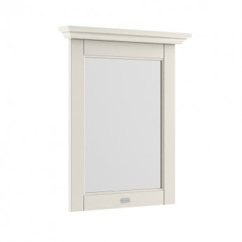 Hudson Reed Old London Bathroom Mirror 600mm Wide - Timeless Sand