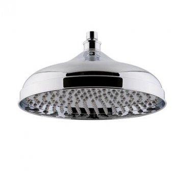 Hudson Reed Tec Apron Fixed Shower Head, 300mm Diameter, Chrome