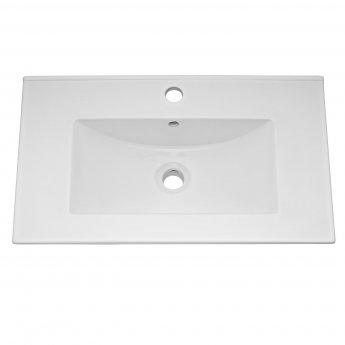 Hudson Reed Urban 2 Wall Hung Vanity Unit with Basin 2 Cashmere - 800mm Wide