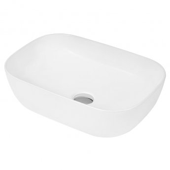 Hudson Reed Vessel Sit-On Countertop Basin 455mm Wide - 0 Tap Hole