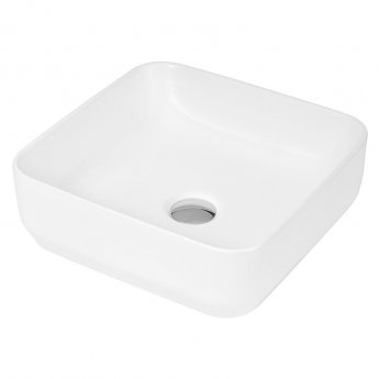 Hudson Reed Vessel Sit-On Countertop Basin 365mm Wide - 0 Tap Hole