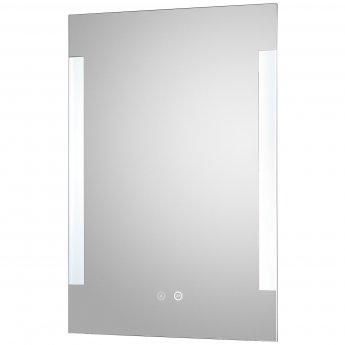 Hudson Reed Vivo Bathroom Mirror 700mm H x 500mm W
