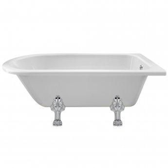 Hudson Reed Winterburn Freestanding Bath 1500mm x 750mm - Pride Leg Set