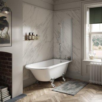 Hudson Reed Winterburn Freestanding Bath 1500mm x 750mm - Corbel Leg Set