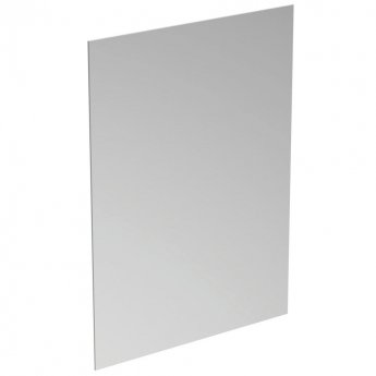 Ideal Standard Bathroom Mirror with Ambient Light and Anti-Steam 700mm H x 500mm W