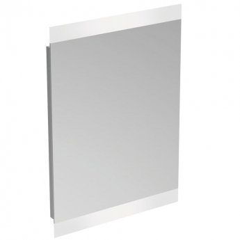 Ideal Standard Bathroom Mirror with Sensor Light and Anti-Steam 700mm H x 500mm W