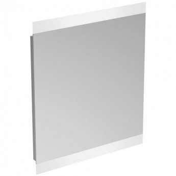 Ideal Standard Bathroom Mirror with Sensor Light and Anti-Steam 700mm H x 800mm W