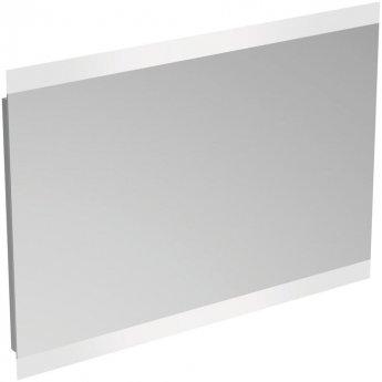 Ideal Standard Bathroom Mirror with Sensor Light and Anti-Steam 700mm H x 1000mm W