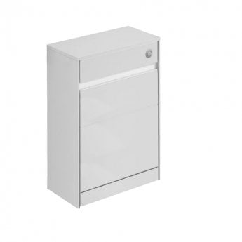 Ideal Standard Concept Air WC Unit with Worktop 600mm Wide - Gloss White / Matt White