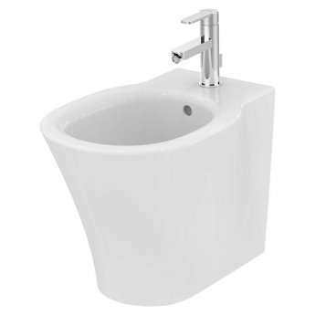 Ideal Standard Concept Air Back to Wall Bidet 1 Tap Hole