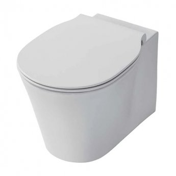 Ideal Standard Concept Air Wall Hung Toilet 545mm Projection - Soft Close Seat