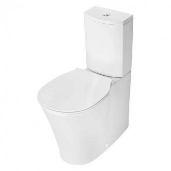 Ideal Standard Concept Air Close Coupled Back to Wall Toilet with Arc Cistern - Soft Close Seat