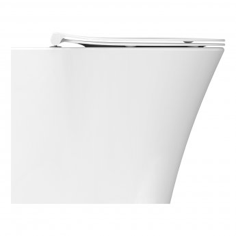 Ideal Standard Concept Air Back to Wall Toilet 550mm Projection - White