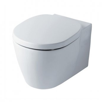 Ideal Standard Concept Aquablade Wall Hung Toilet WC -Standard Seat 365mm Wide White