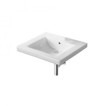 Ideal Standard Concept Accessible Basin 600mm Wide 0 Tap Hole