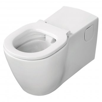 Ideal Standard Concept Freedom Rimless Wall Hung Toilet - Standard Seat