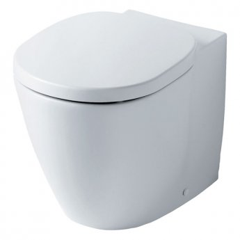 Ideal Standard Concept Back to Wall Toilet 550mm Projection Standard Seat White