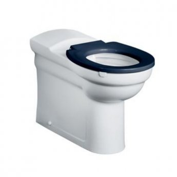 Ideal Standard Contour 21 Rimless Back to Wall Raised Height Toilet WC - Excluding Seat