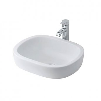 Ideal Standard Jasper Morrison Vessel Basin 500mm Wide 0 Tap Hole