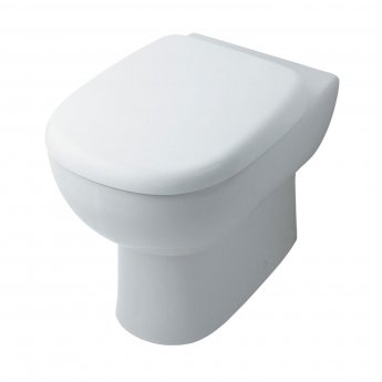 Ideal Standard Jasper Morrison Back to Wall Toilet WC - Standard Seat and Cover White
