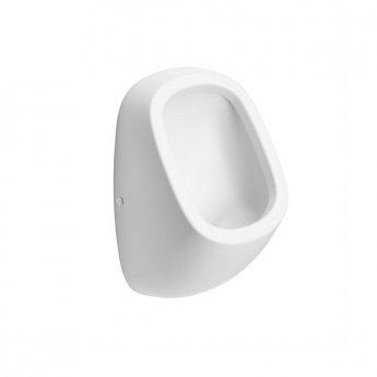 Ideal Standard Jasper Morrison Bowl Rim Flush Fully Concealed Urinal 355mm Wide White
