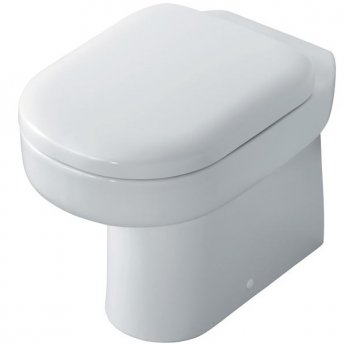 Ideal Standard Playa Back to Wall Toilet WC - Excluding Seat